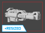 """""""Lockout"""" Carbine RESIZED 5mm post"""