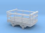 009 Dinorwic wooden slate wagon