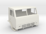 1:10 Kamaz 6x6 truck cab