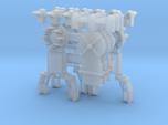 Dwarf B&O CPL-UpperSpdLamps-GndBrkt(3) - HO 87:1 S