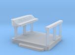Set-1 CC Captain's Console and Platform