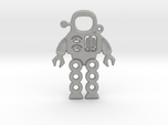 Mars Robot Pendant
