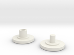 Button for 8x22x7mm Bearings