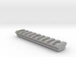 9 slot Keymod Picatinny rail