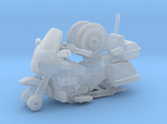 1/87 Scale Motorcycle Cruiser
