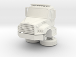 1/87 Bayonne, NJ Dept Spartan/ERV Foam Tender cab