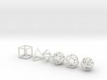 Metatronic Solids