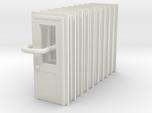 Door Type 3  X 10 Scale HO