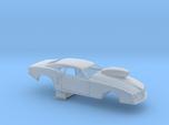 1/64 68 Firebird Pro Mod W Scoop