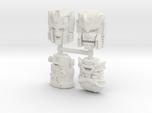 Headmonster Face 4-Pack (Titans Return)