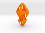 Tetrahedron Double Interlocked