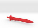 Grimlock's Energo-Sword - 5mm