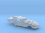 1/64 67 Pro Mod Mustang GT Stock Scoop