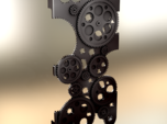 "Iphone 4 ""Cogwheels"""