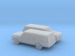 1/160 2X 1968-72  GMC Suburban Caryall