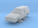 Ford Escort Mk3 1-76 2 Door Large Van