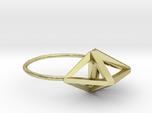 Amplituhedron Ring