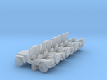 Jeep - Set of 4 - Zscale
