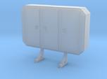 1/87 HO cabinet headache rack