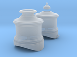 Cooke 2-6-0 Domes 1-48 Scale
