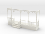 Miniature 1:48 Victorian Front Porch