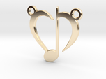 Love Music pendant