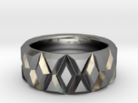 Diamond Ring - Curved