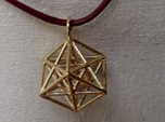 Metatron's Cube with ring
