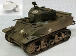 1:16 USA M5A1 Turret & Bustle