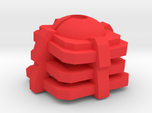 Pokeball mechanical key cap