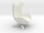 Arne Jacobson Egg Chair Inspired