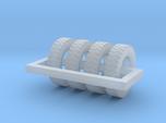 1/87 Ground Gripper Tires X 4