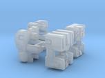 Technobots Head 2-pack