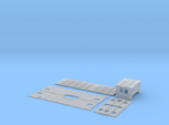 SAL/SCL M-7 Caboose Body Kit