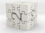 Jigsaw Puzzle D6 Dice