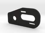 V1 TLR 22 2.0 3 Gear Laydown Motor Plate