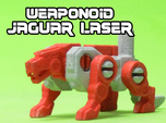 Jaguar Laser Transforming Weaponoid Kit (5mm)