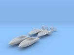 2 X Bernico F2 Xtreme HO - Scale