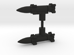Transformers Missiles Vehicle Accessory (5mm post)
