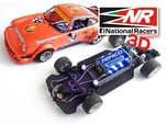 3D chassis for Fly Porsche 911/934 (Inline​)