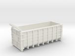 Steel Waste Container 01. HO scale (1:87)