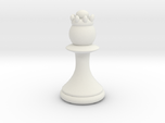 Pawns with Hats - Queen