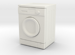 Washing Machine 01.  1:24 Scale