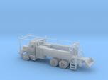 MOW Rail Truck 2 Door Cab Full Cabinets 1-87 HO Sc