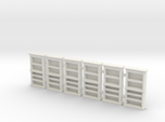 Bookcase 01. HO Scale (1:87)