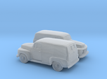 1/160 2X 1948-50 Ford F 1 Panel Truck