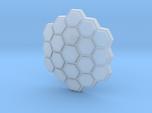 Hexagonal Energy Shield, 5mm grip