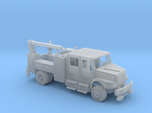 4 Door Signal Truck Maintenance Body With Hi Rail