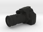 Camera D3000 with Camera Lens - 1/10