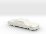 1/64 1972 Cadillac DeVille Sedan